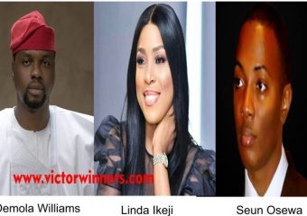 Linda Ikeji, Demola Williams, Seun Osewa