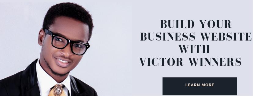 Victor Winners-Business Website Ads